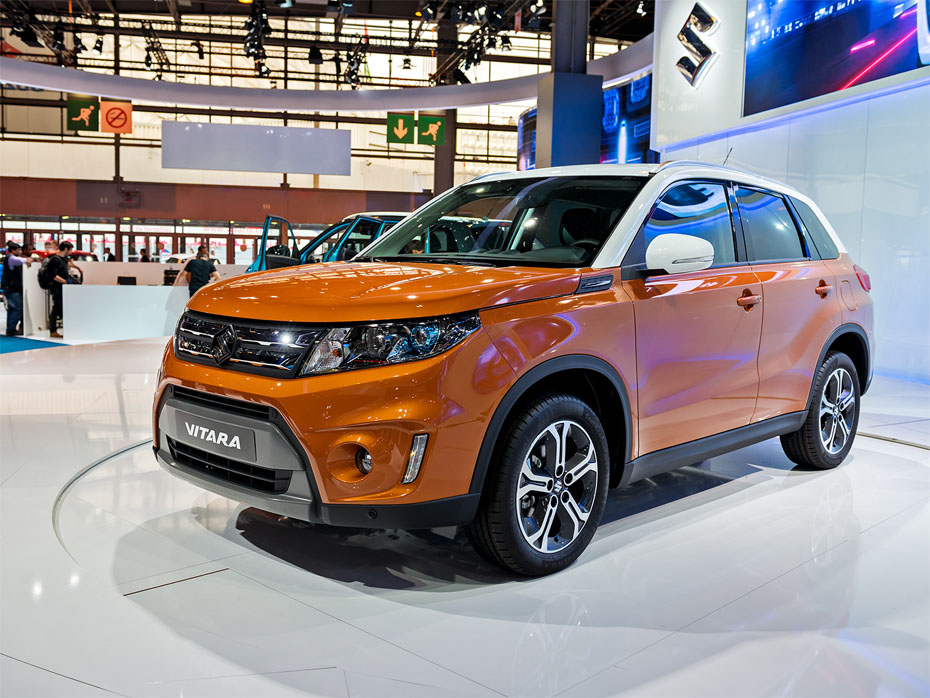 17 New 2019 Suzuki Grand Vitara Price and Release date