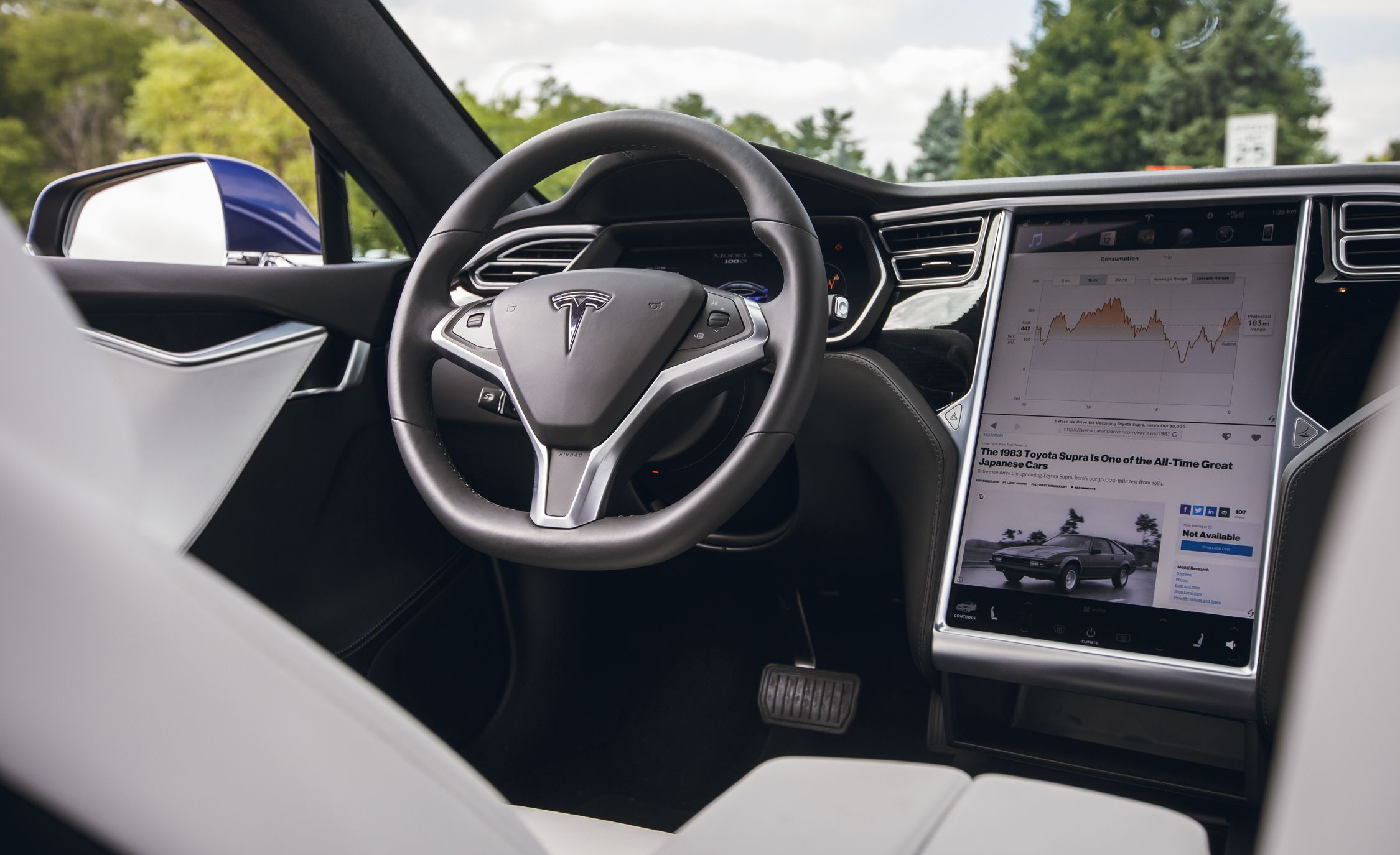 17 New 2019 Tesla Model S First Drive