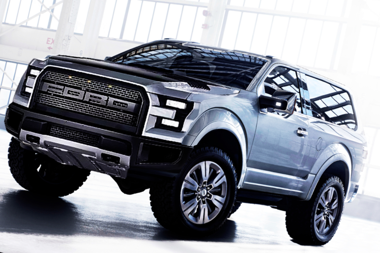 17 New 2020 Ford Svt Bronco Raptor Release Date