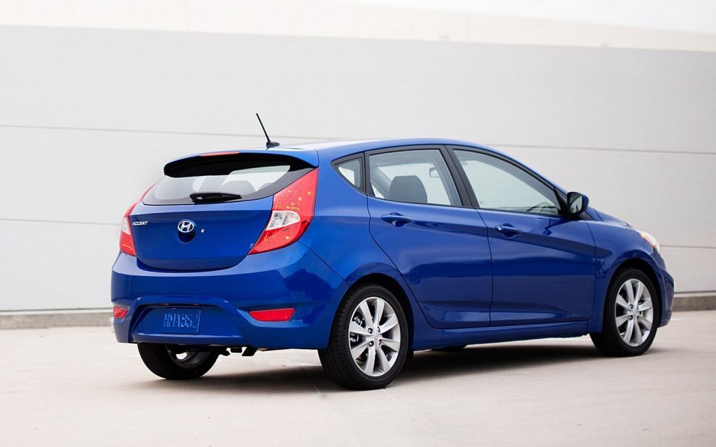 17 New 2020 Hyundai Accent Hatchback Price Design and Review