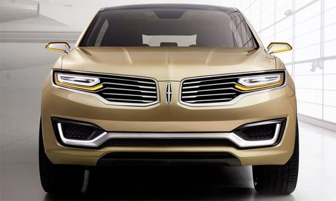 17 New 2020 Lincoln MKX Interior