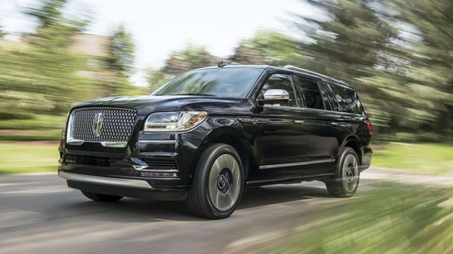 17 New 2020 Lincoln Navigator Specs and Review