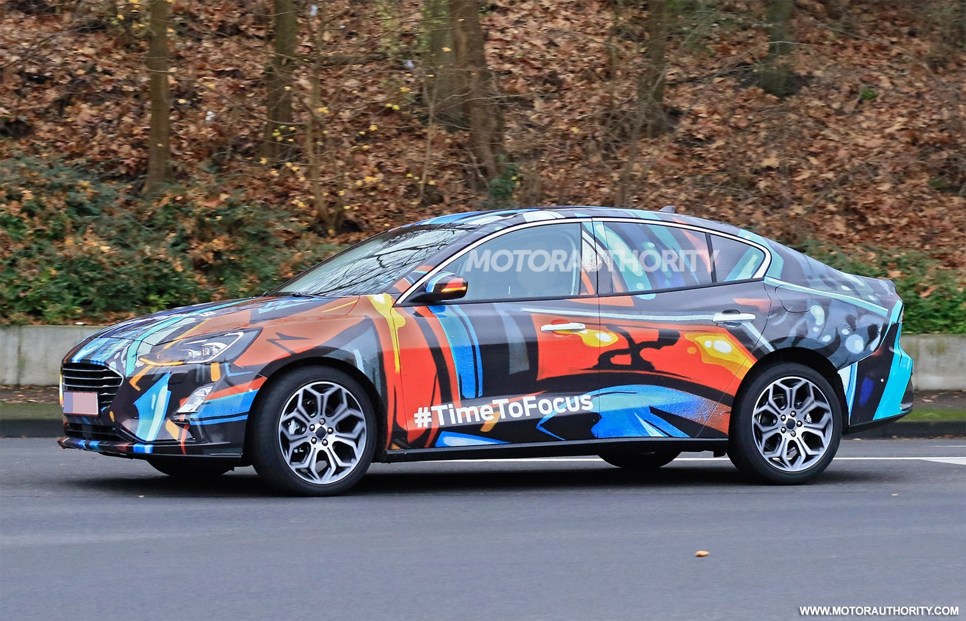 17 New Spy Shots Ford Fusion New Concept