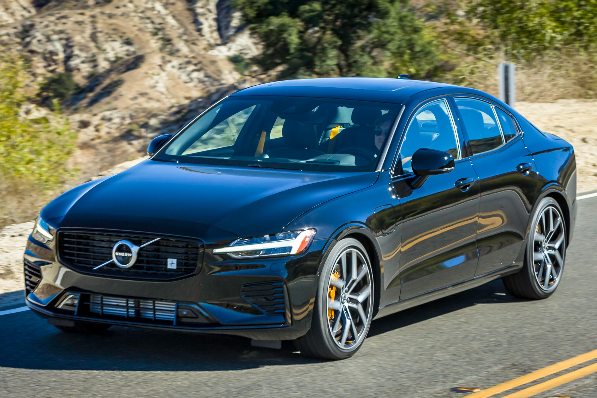 17 The 2019 Volvo S60 Polestar Configurations