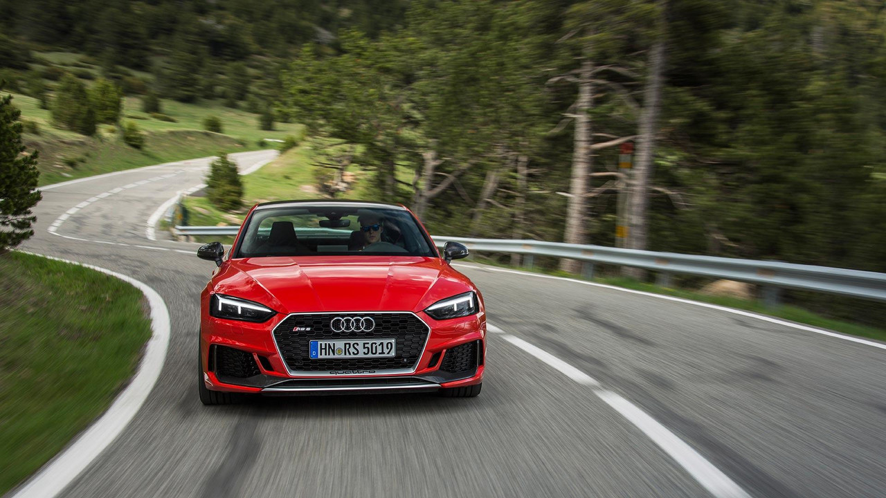 17 The 2020 Audi Rs5 Photos