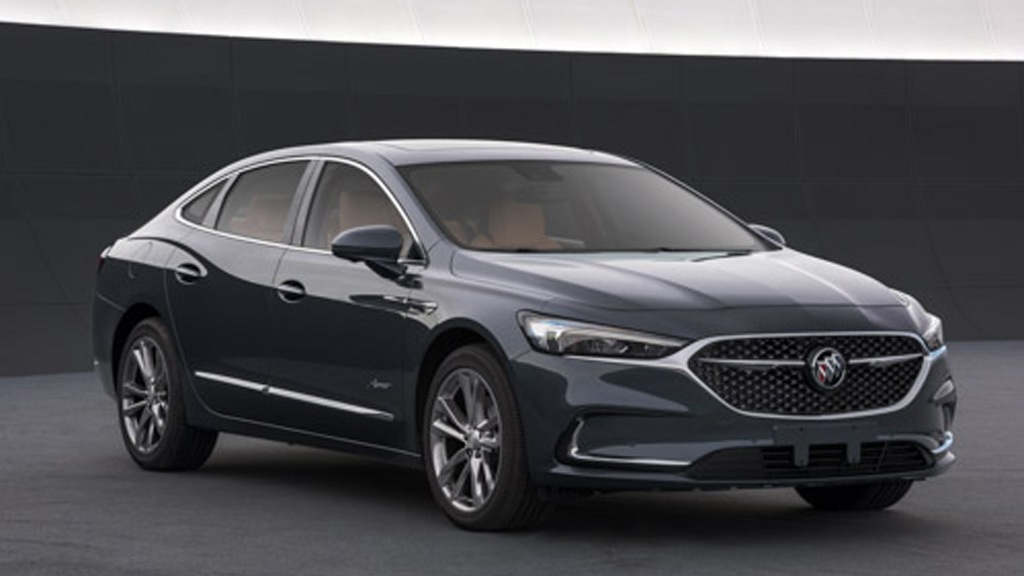 17 The 2020 Buick LaCrosse Spesification