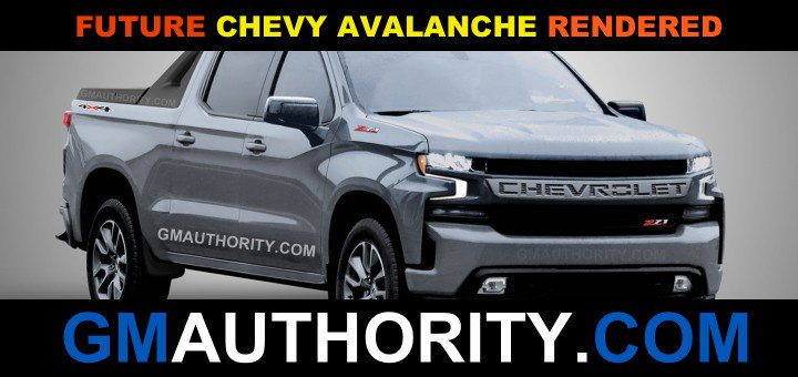 17 The 2020 Chevy Avalanche Review and Release date