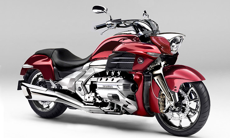 17 The 2020 Honda Gold Wing New Model and Performance