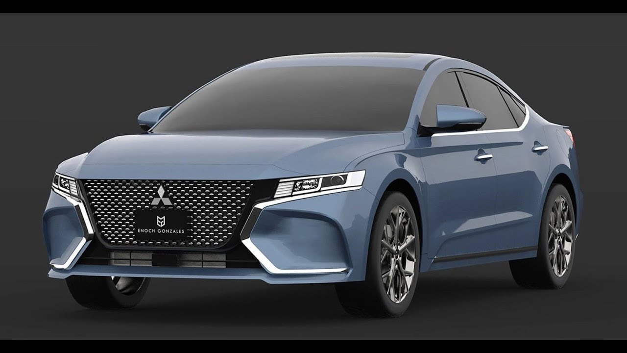 17 The 2020 Mitsubishi Galant New Concept
