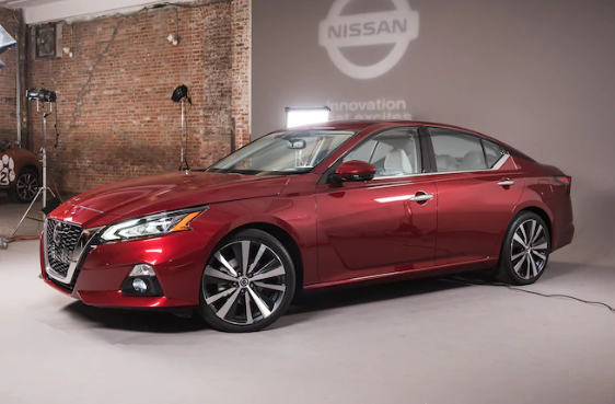 17 The 2020 Nissan Maxima Detailed Model