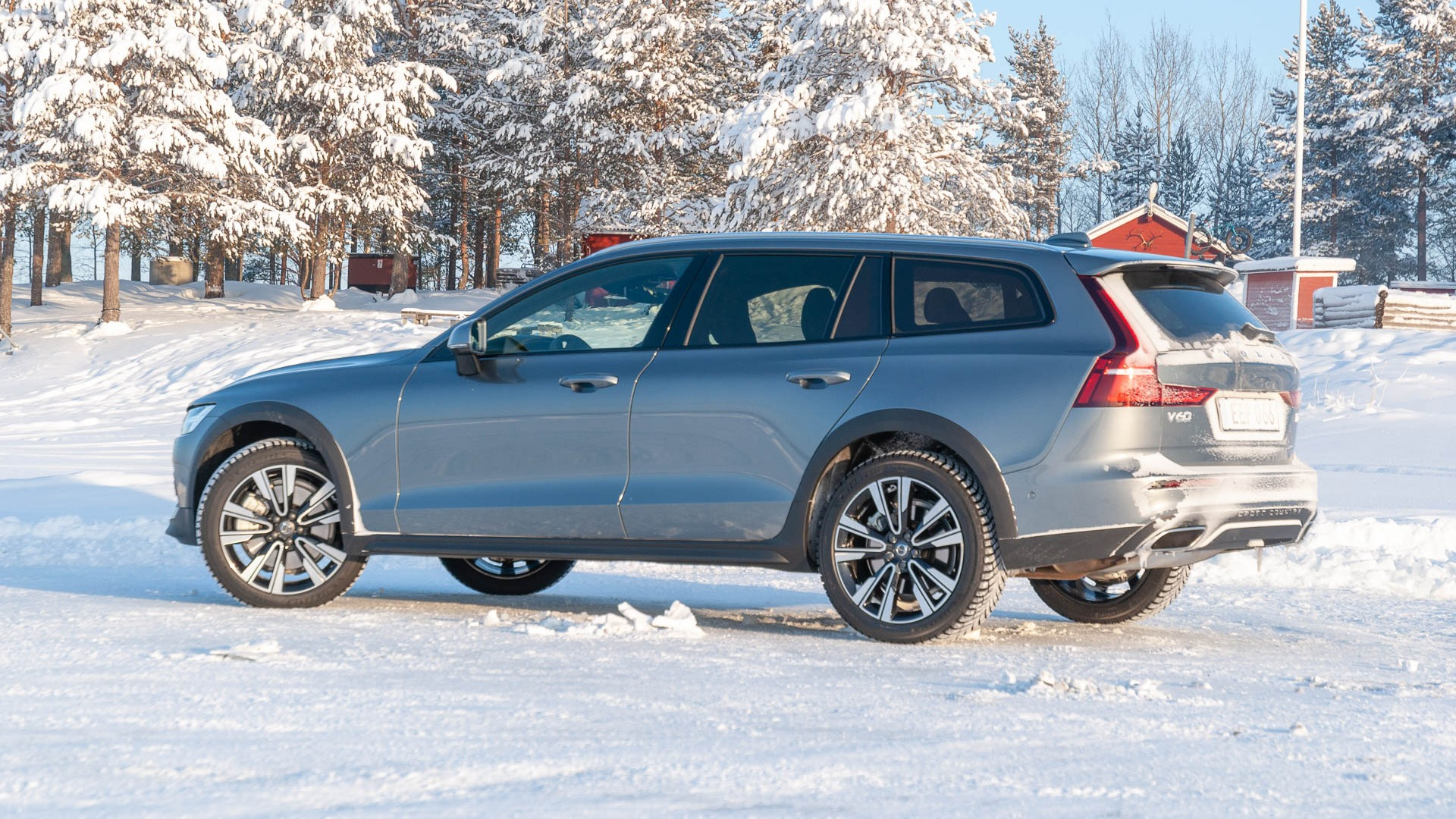 17 The 2020 Volvo V60 Cross Country New Concept
