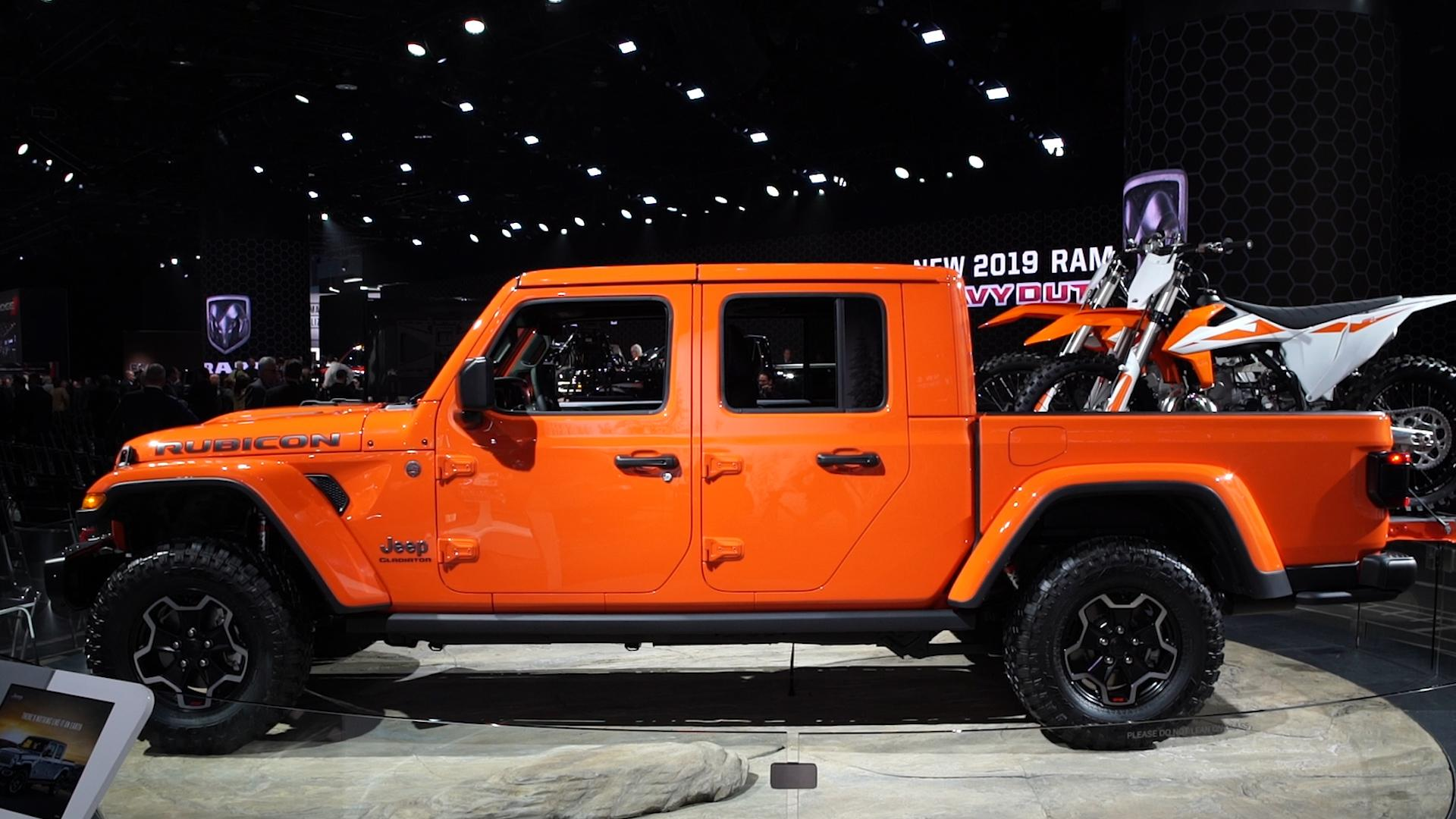 17 The Best 2020 Jeep Gladiator Model