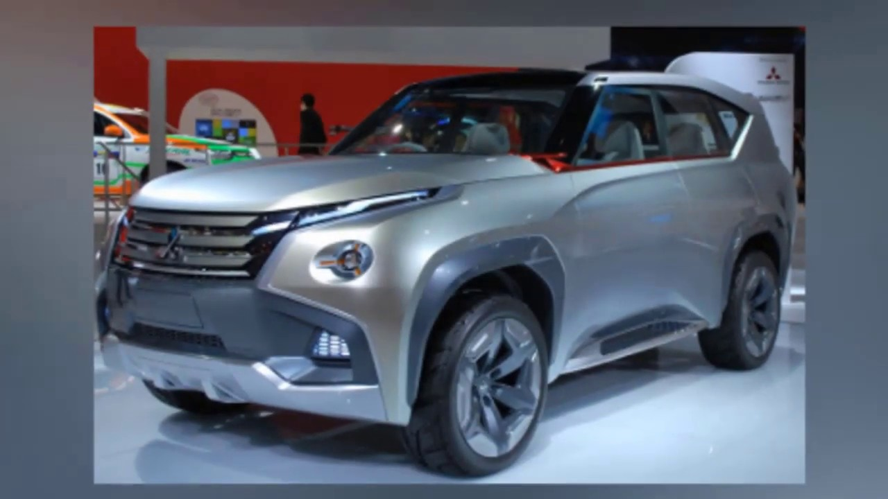 17 The Best 2020 Mitsubishi Montero Review and Release date