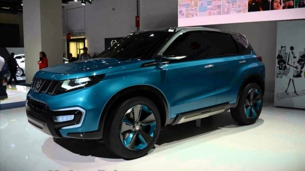17 The Best 2020 Suzuki Grand Vitara Preview Price and Review