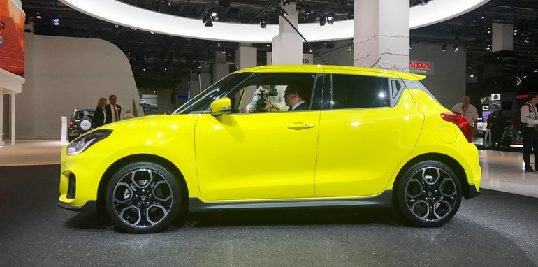 17 The Best 2020 Suzuki Swift Release Date