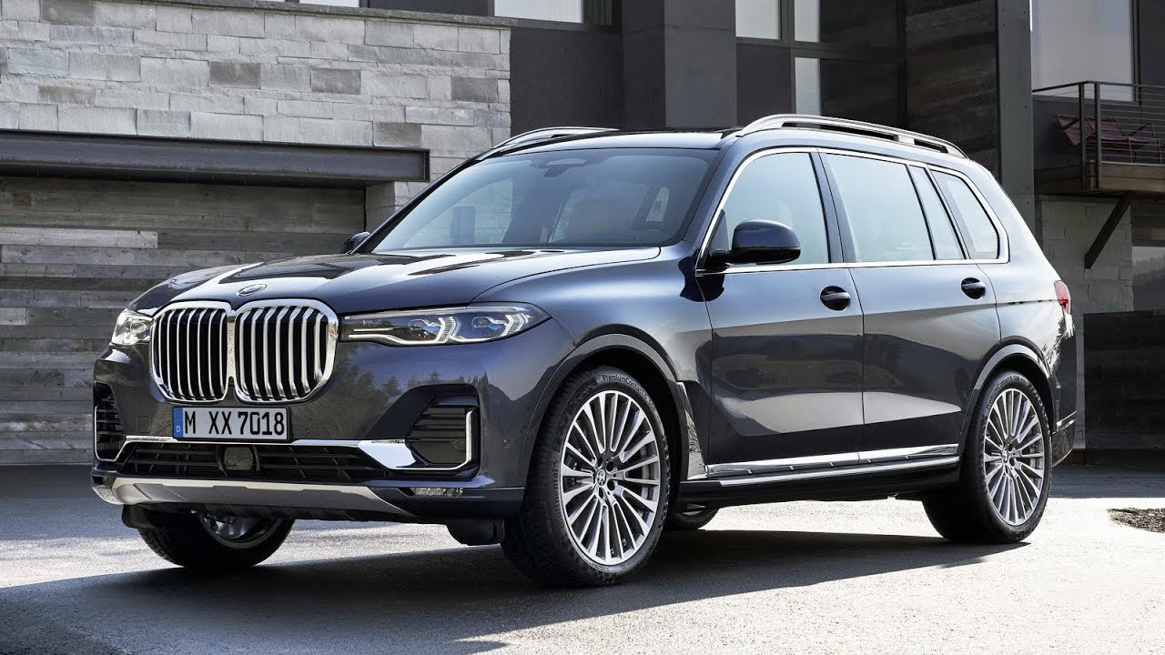 18 A 2019 BMW X7 Suv Series Pictures