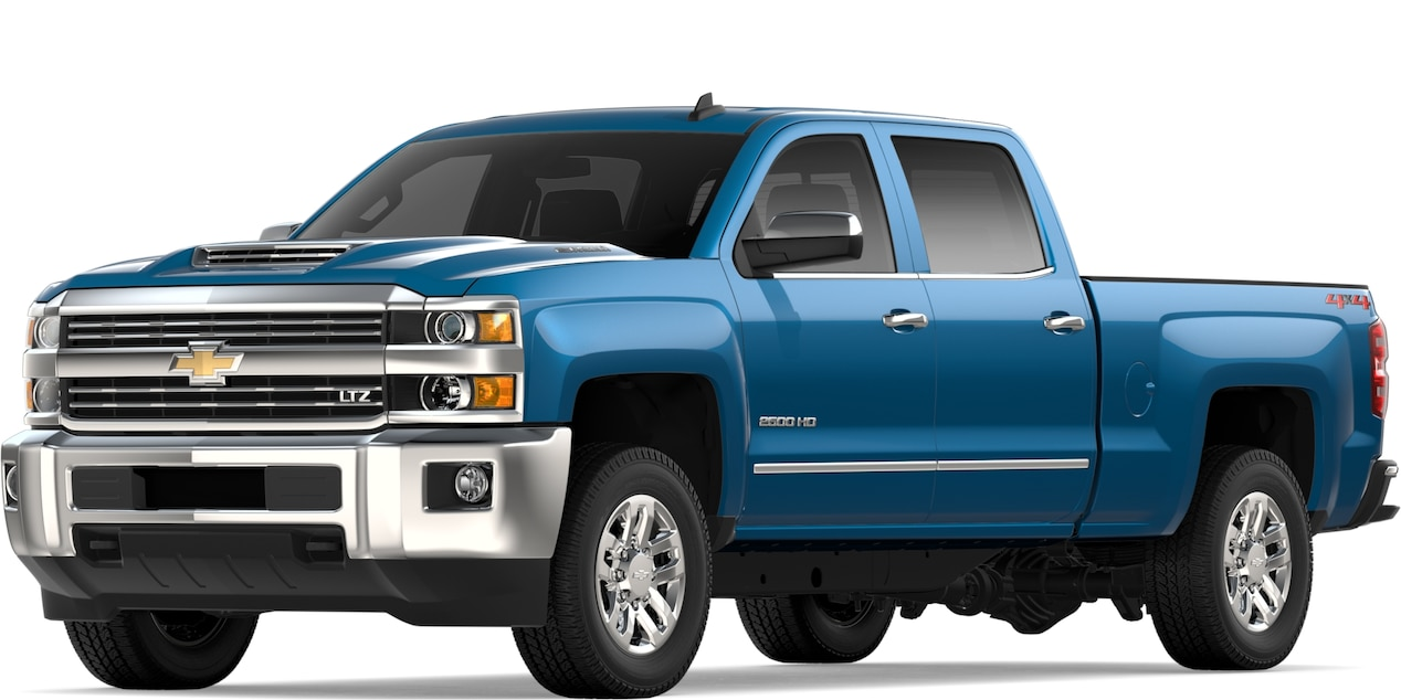 18 A 2019 Chevy Duramax Style