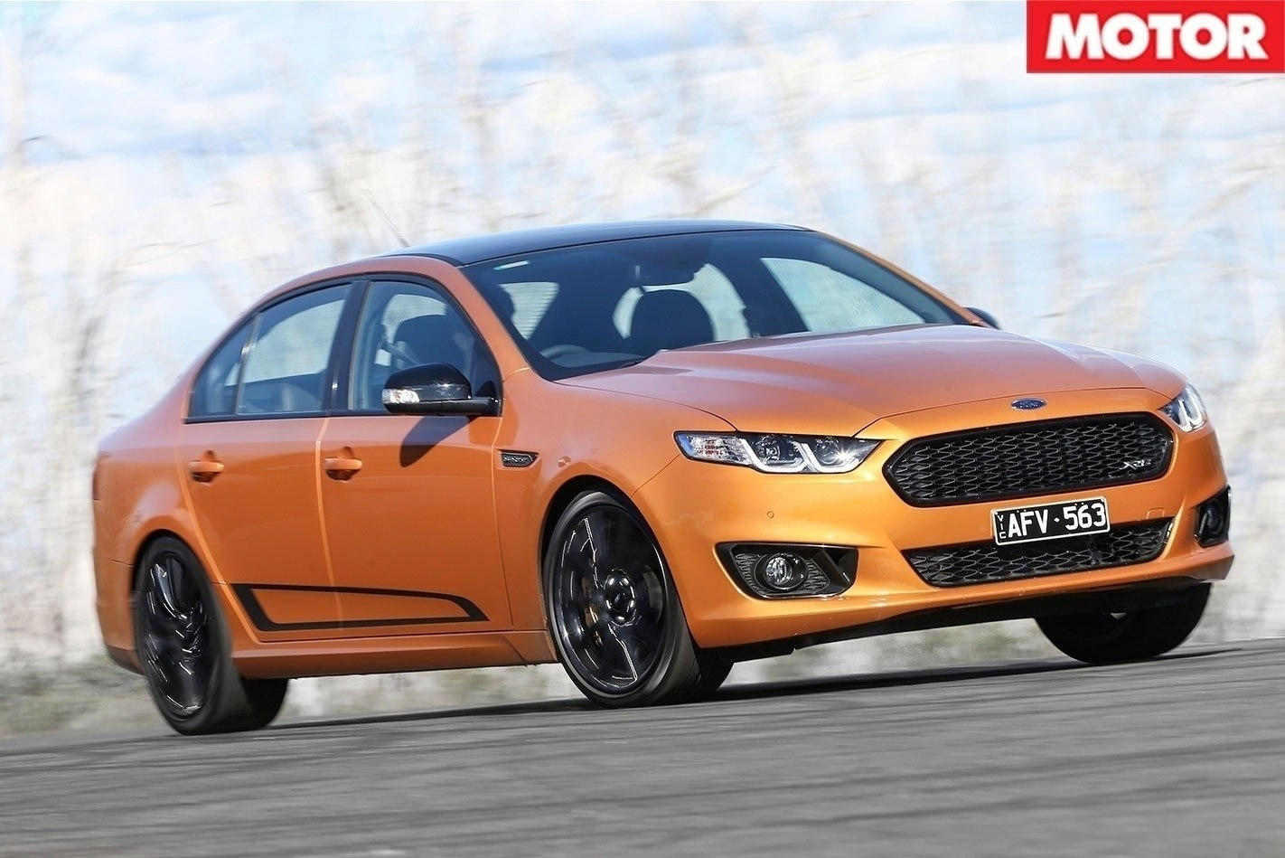 18 A 2019 Ford Falcon Xr8 Gt Concept and Review
