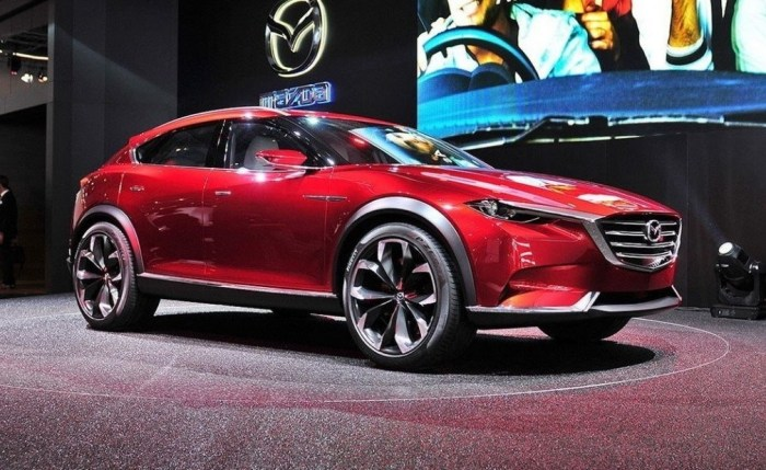 18 A 2019 Mazda Cx 7 Spesification