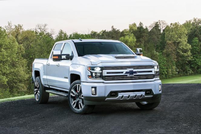 18 A 2019 Silverado Hd Performance and New Engine
