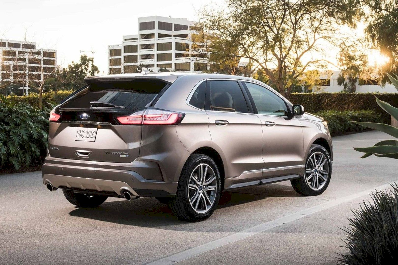 18 All New 2019 Ford Edge New Design Release
