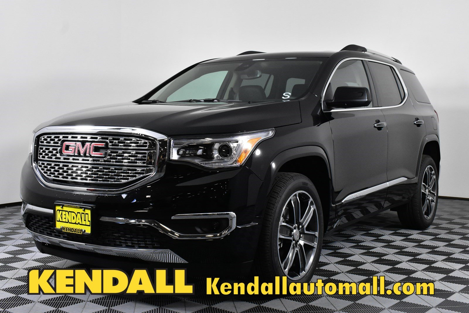 18 All New 2019 Gmc Acadia Denali Configurations