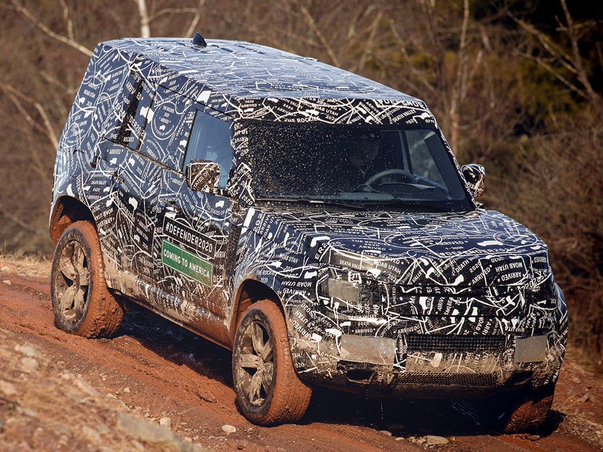 18 All New 2020 Land Rover Defender Review