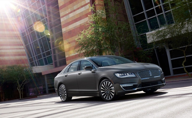 18 All New 2020 Lincoln MKZ Pictures