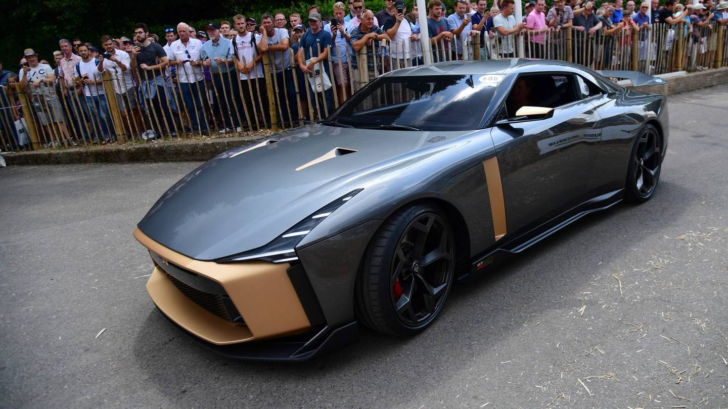 18 All New 2020 Nissan Gt R Nismo Performance