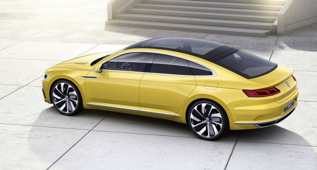 18 All New Next Generation Vw Cc Photos