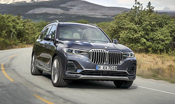 18 Best 2019 BMW X7 Suv Series Specs