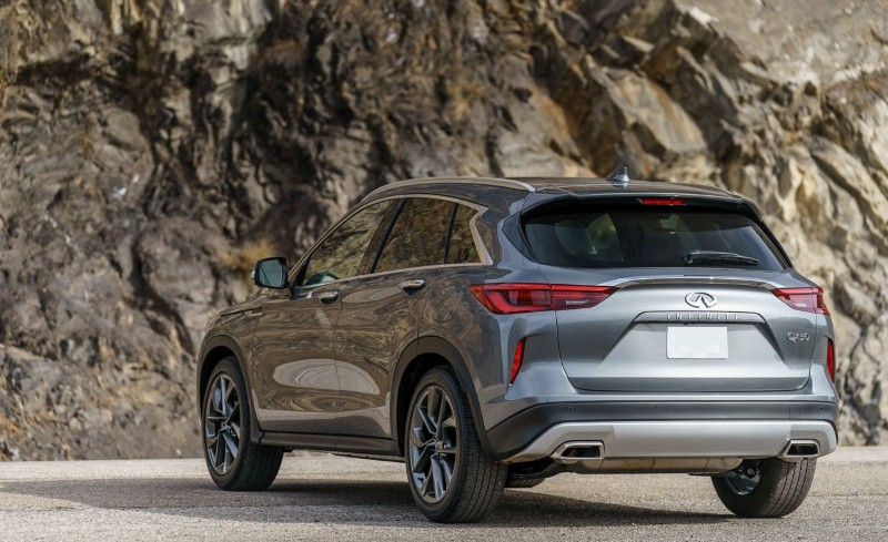 18 Best 2020 Infiniti QX50 Photos