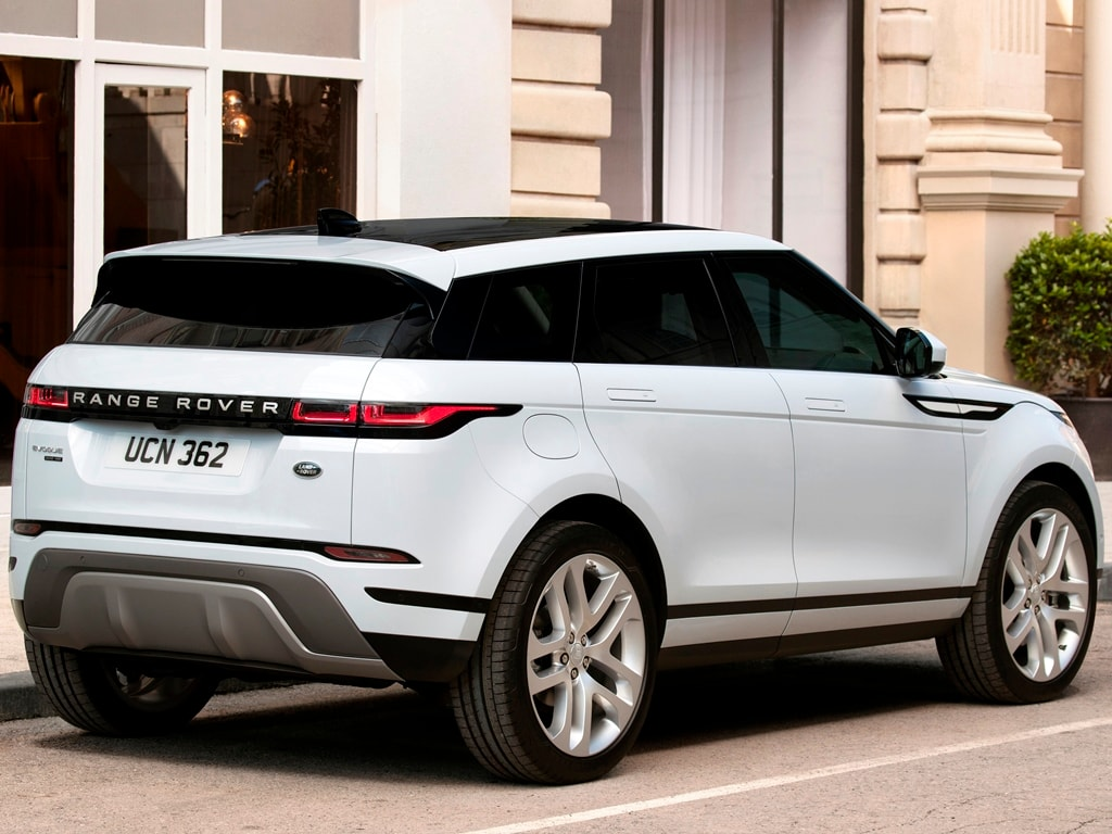 18 Best 2020 Range Rover Evoque Configurations