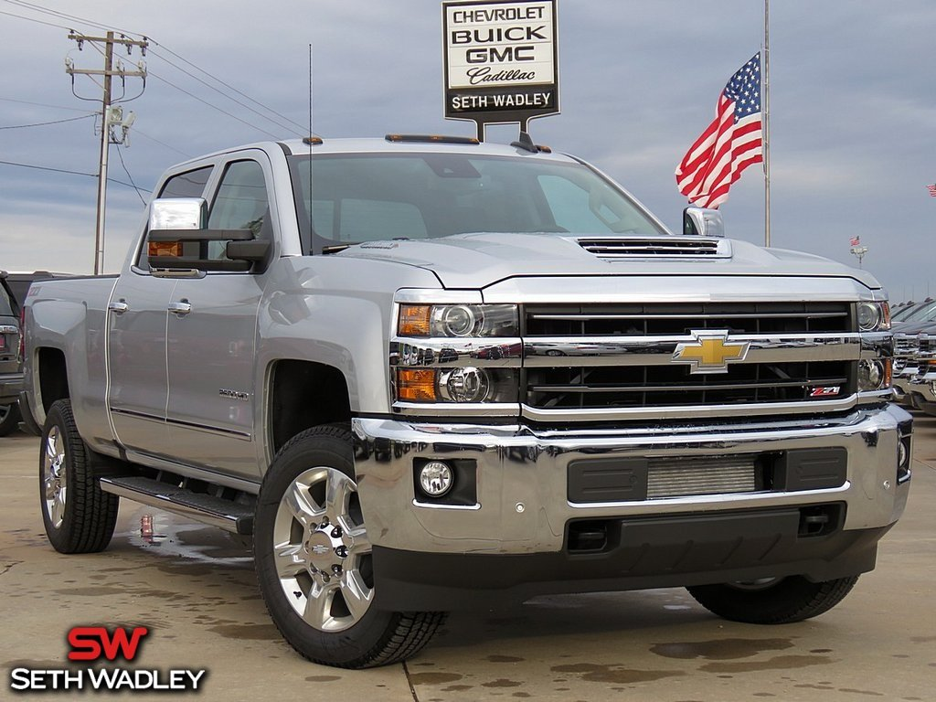 18 New 2019 Chevy 2500Hd Duramax Overview