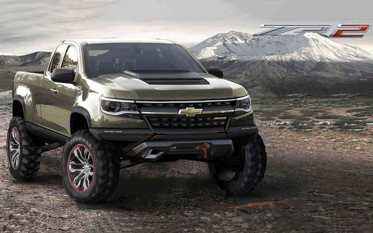 18 New 2019 Chevy Colorado Going Launched Soon Rumors