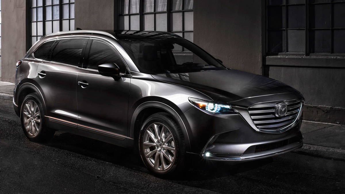 18 New 2019 Mazda Cx 9 Overview