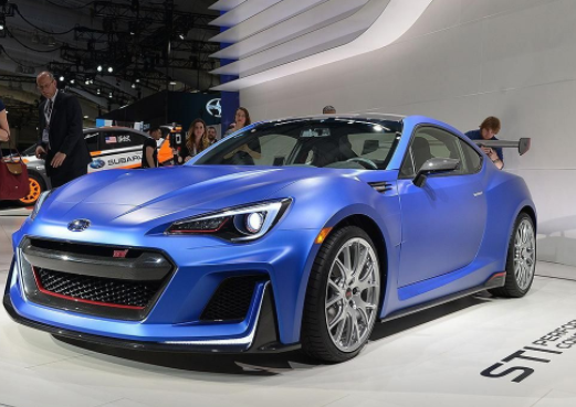 18 New 2019 Subaru Brz Sti Performance and New Engine