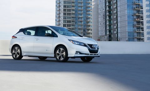 18 New 2020 Nissan Leaf Exterior and Interior