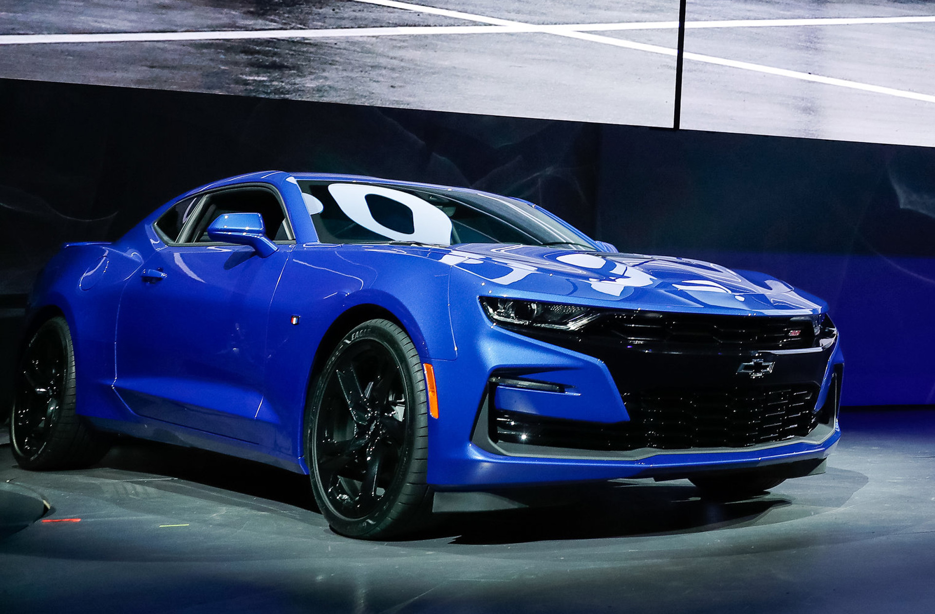 18 The 2019 Chevy Camaro Competition Arrival Release