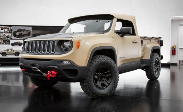 18 The 2019 Jeep Comanche Concept and Review