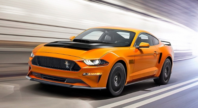 18 The 2019 Mustang Mach Model