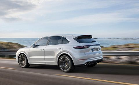 18 The 2019 Porsche Cayenne Turbo S Price Design and Review