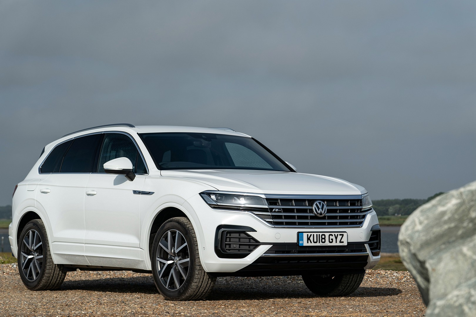18 The 2019 Vw Touareg Tdi Research New