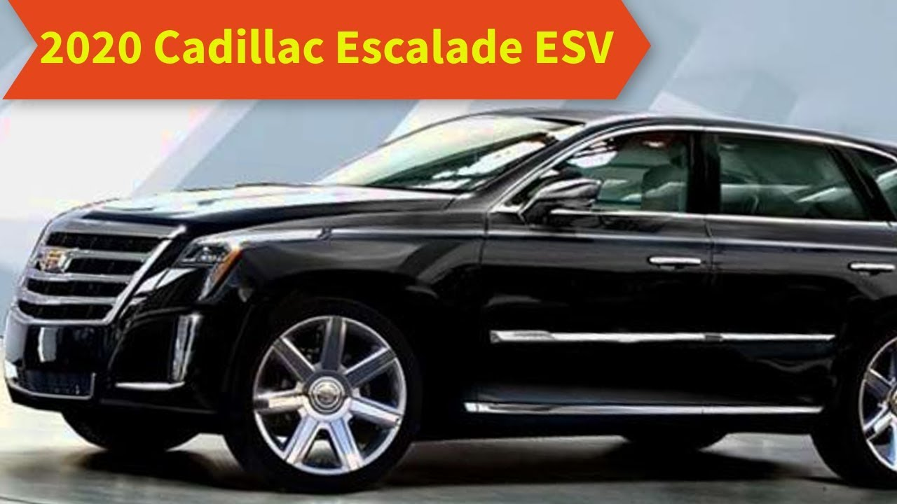 18 The 2020 Cadillac Escalade V Ext Esv Ratings