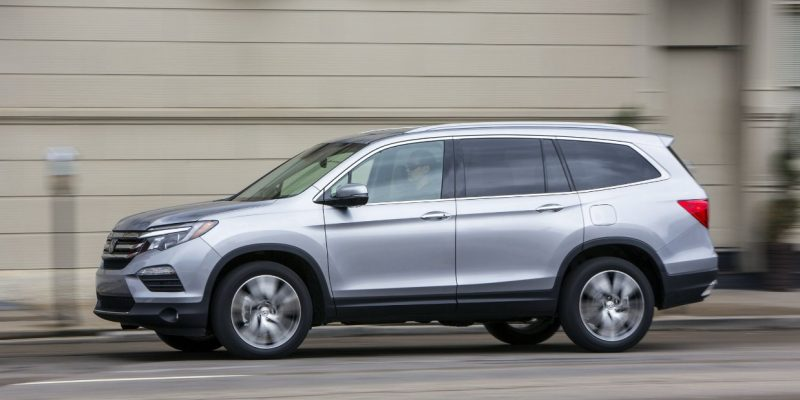 18 The 2020 Honda Pilot Spy Photos History