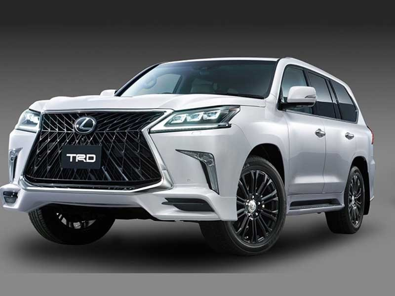 18 The 2020 Lexus GX 460 New Concept