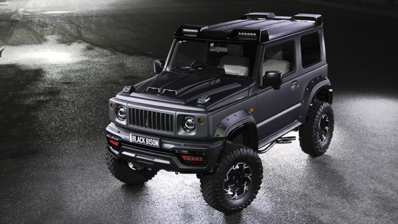 18 The 2020 Suzuki Jimny Redesign and Concept