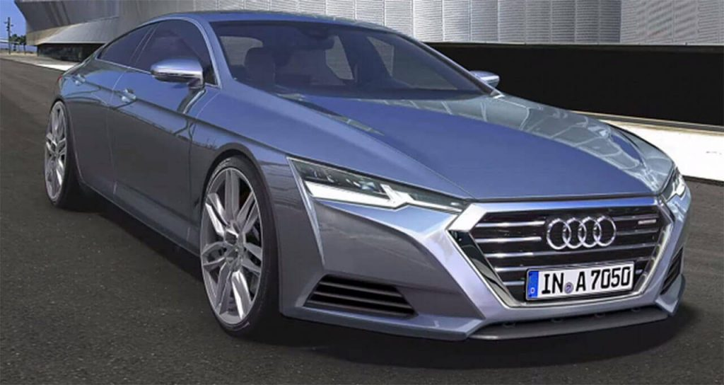 18 The 2020 The Audi A6 Model