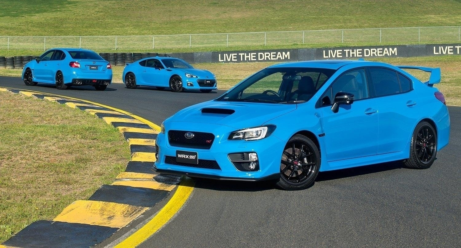 18 The Best 2019 Wrx Sti Hyperblue Rumors