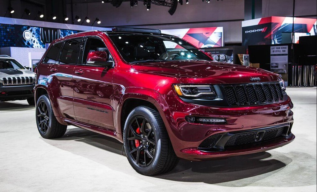 18 The Best 2020 Grand Cherokee Srt Wallpaper